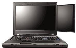 Duas telas no Lenovo também