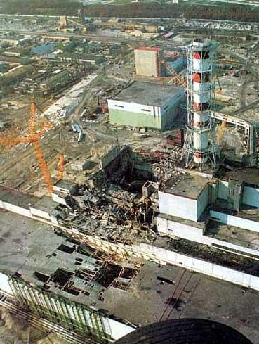 Chernobyl hoje