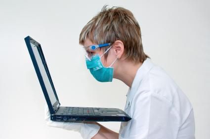 Para humanos ou computadores, o tratamento é semelhante.