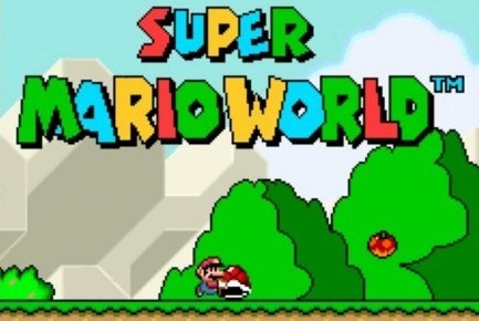 Super Mario World Screensaver