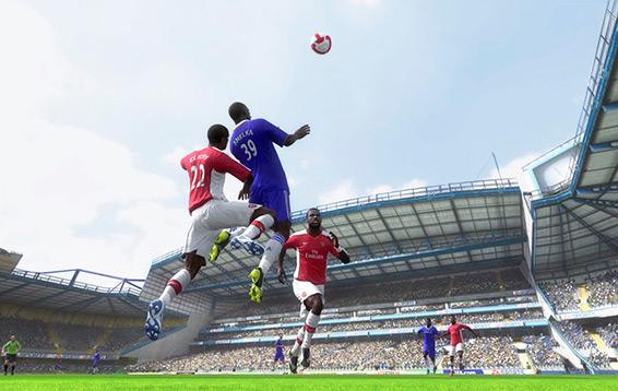 FIFA 2010 dá de 10 a zero na concorrência