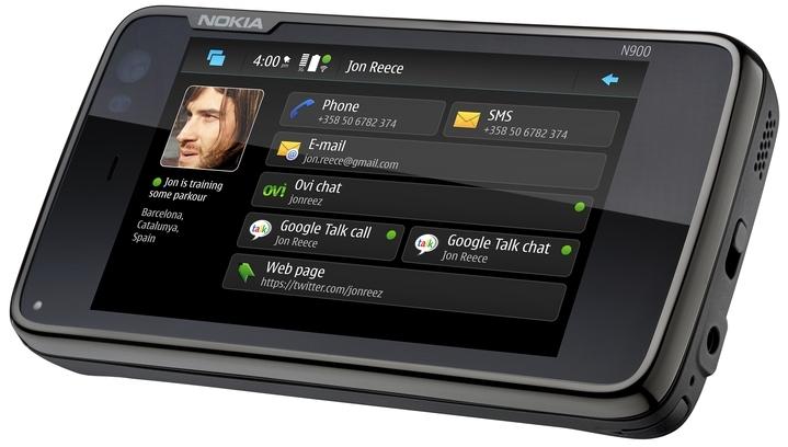Diversos aplicativos para comunicação e entretenimento.
