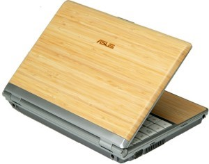 Notebook de bambu