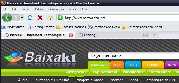 Mozilla Idêntico