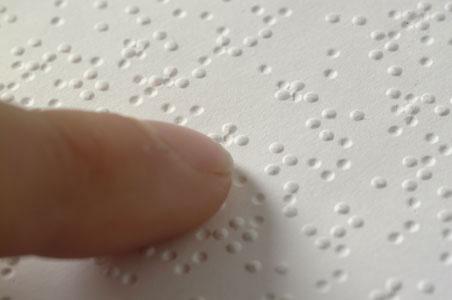 Linguagem Braille