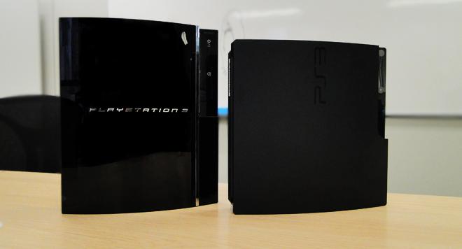 PS3 e PS3 Slim