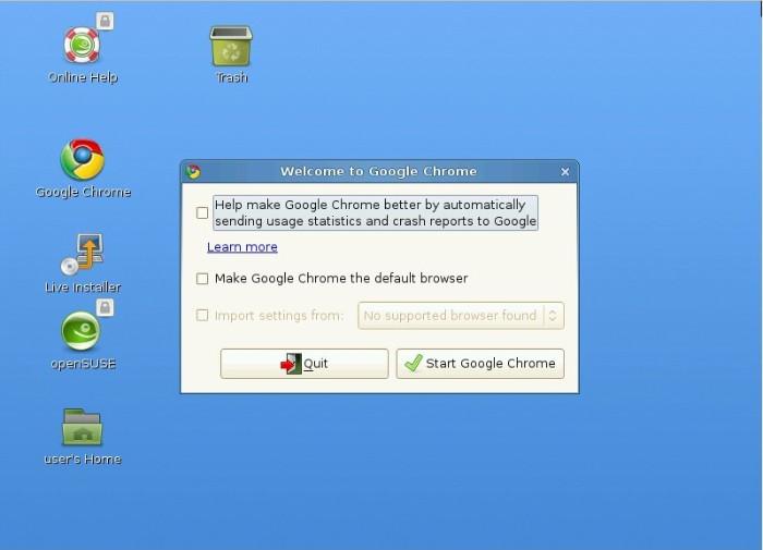 Primeiras impressões do ChromeOS Linux