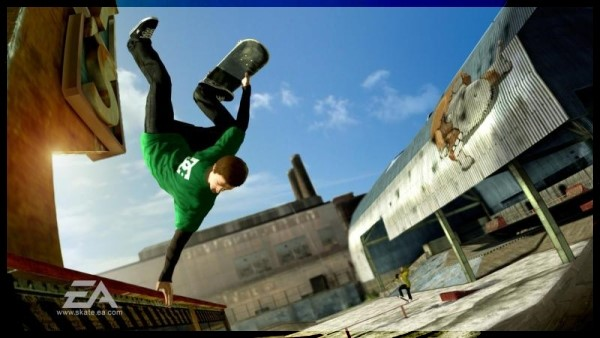 Jogo Skate 2, do PlayStation 3.