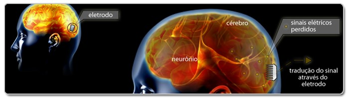 O cérebro emite energia