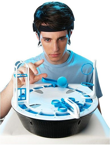 O Mindflex da Mattel