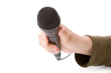Sua fala retrata as emoções