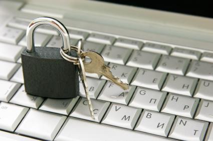 Proteja suas informações