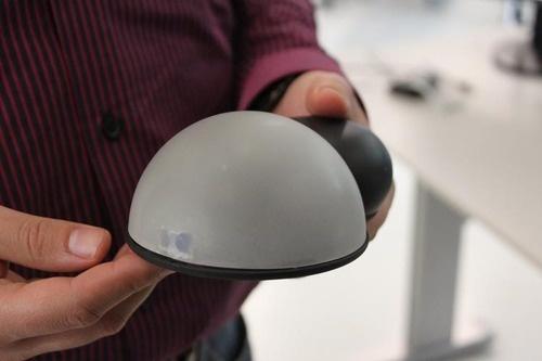 O Orb Mouse é um dos mais estranhos a serem produzidos!