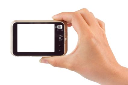 Pode-se ligar uma câmera digital com Bluetooth 3.0 direto na televisão.
