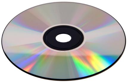 Uma cópia ISO também pode ser gravada em um CD ou DVD, se couber.