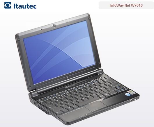 Lançamento: InfoWay Note W7655