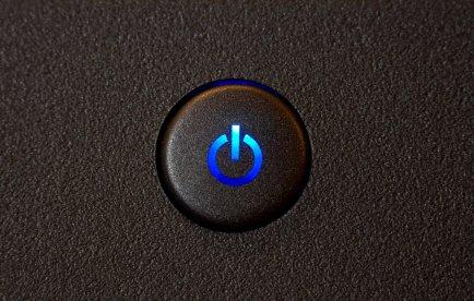O botão