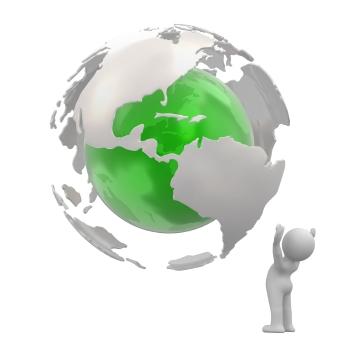 Melhorias no meio ambiente se refletem em todo o mundo.