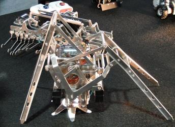 Robôs insetoides