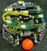 Robô jogador de futebol da FEI