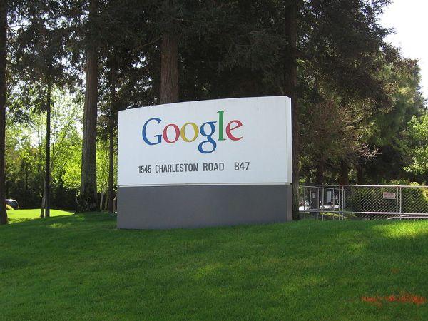 Instalações norte-americanas do Google