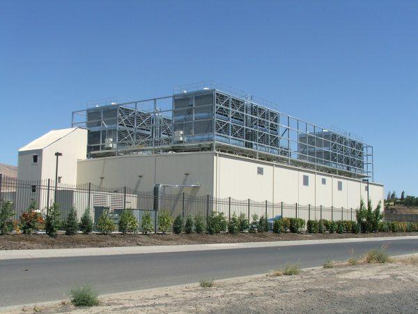 Um dos datacenters do Google nos Estados Unidos