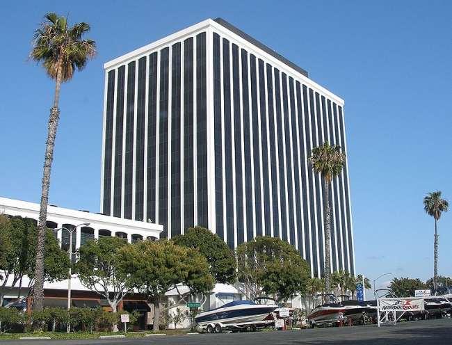 Sede da ICANN nos Estados Unidos