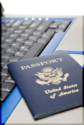 Passaportes digitais?