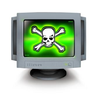 É importante proteger seu computador contra invasão de vírus.
