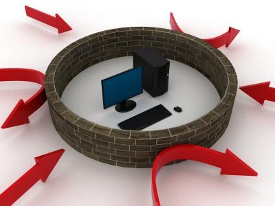 Um bom Firewall vai protegê-lo contra invasões.