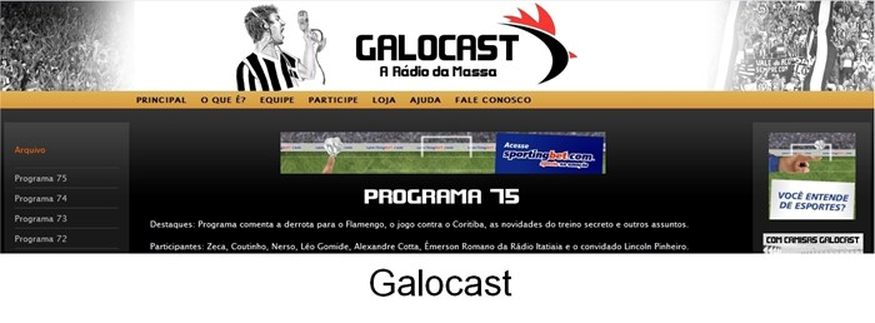 Galocast
