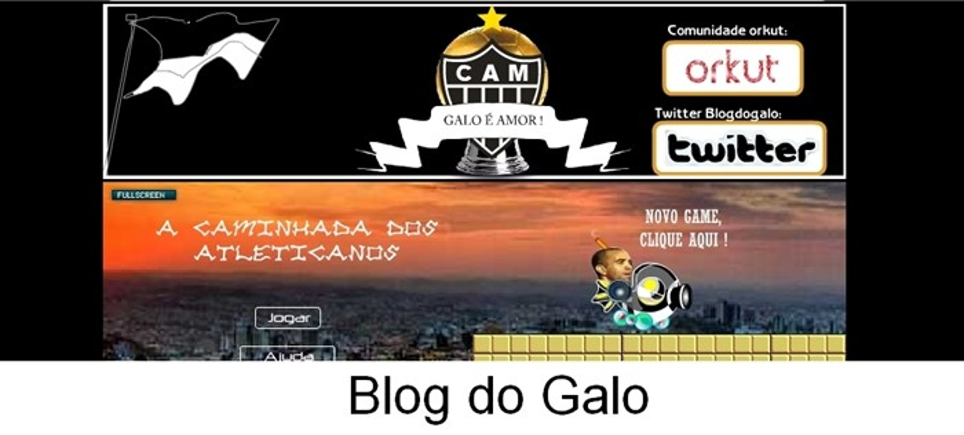Blog do Galo