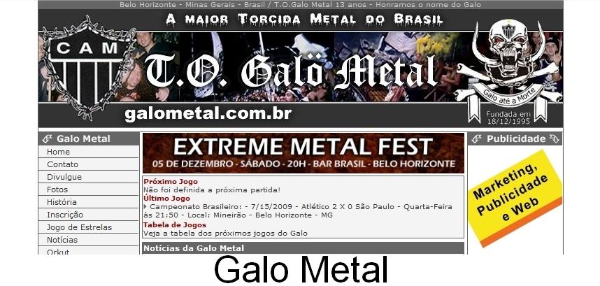 Galo Metal