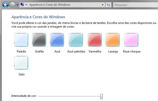 Como alterar seu Desktop