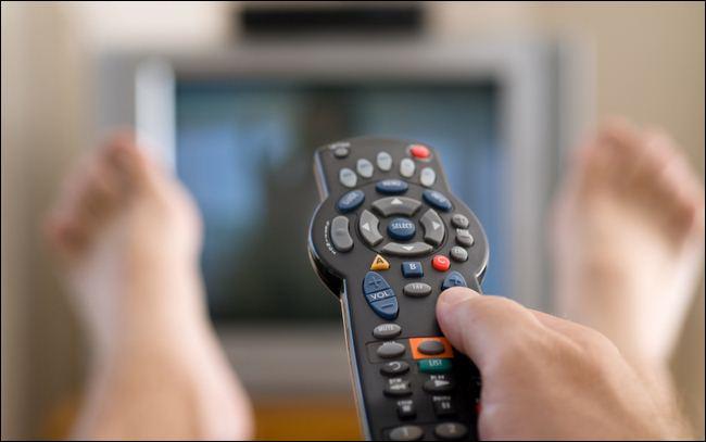 TV a cabo no ar