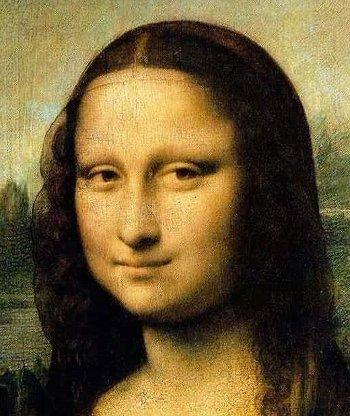 Mona Lisa - por Leonardo da Vinci