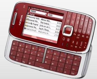Até 10 emails em um único celular
