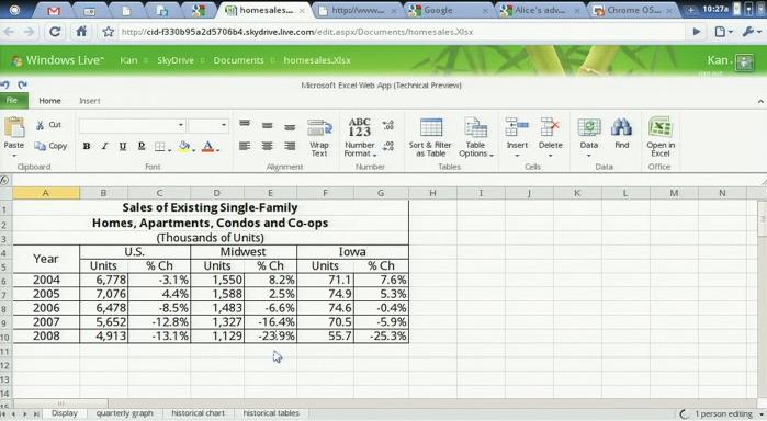 Excel? Pfff