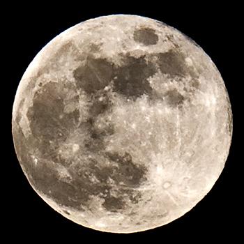 Astrofotografia da lua