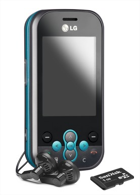 musica gratis para celular lg gt360