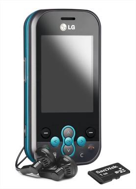 O LG Messenger em sua melhor forma
