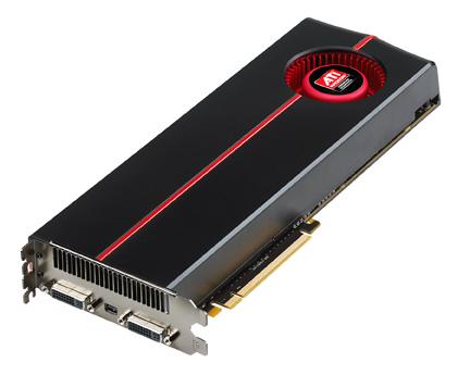 A AMD ATI Radeon HD5970 também conta com DisplayPort