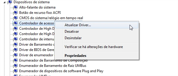 driver de controlador de rede para windows 7 ultimate
