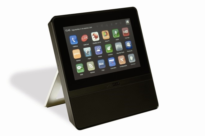 O smartphone da casa digital!