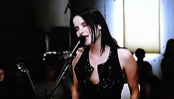 Detalhe de imagem a partir de um DVD
