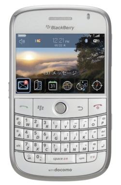 BlackBerry da NTT DoCoMo