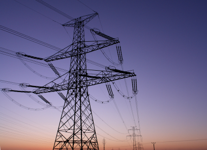 Rede de distribuição de energia