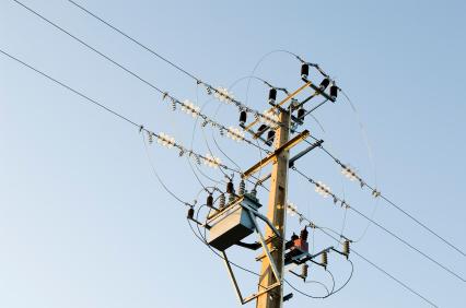 Distribuição elétrica