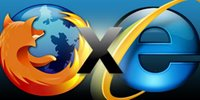 Embate: Firefox versus Internet Explorer