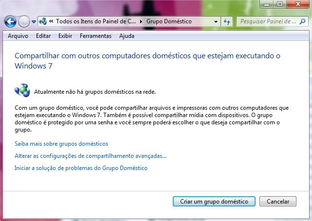 Dicas do Windows 7: como criar compartilhamento automático